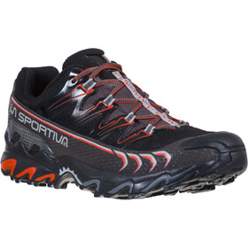 La Sportiva Ultra Raptor GTX Running Shoes Men black/poppy